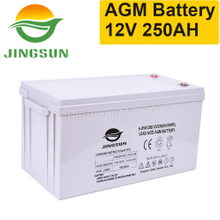 Rechargeble AGM 12v 250ah Storage Battery
