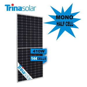 Trina Bificial double glass 410w ---DuomaxTwin